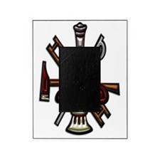 Fire Department Seal copy Picture Frame