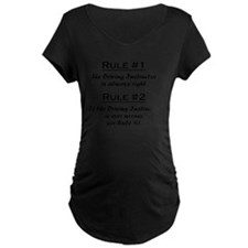 Rule Driving Instructor T-Shirt