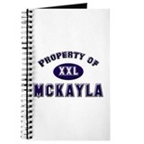Property of mckayla Journal
