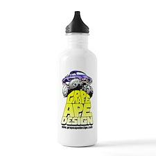 GrapeApeLogo Water Bottle