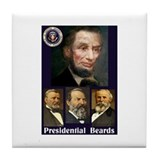 Presidential Tile Coaster