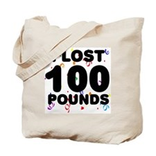 100Party Tote Bag