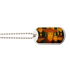 Ethiopia3by2 Dog Tags