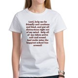 School Bus Driver's Prayer Tee