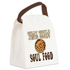 SoulFood Canvas Lunch Bag