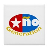 ño Generation Tile Coaster