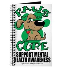 Paws-for-the-Cure-Menatal-Health Journal