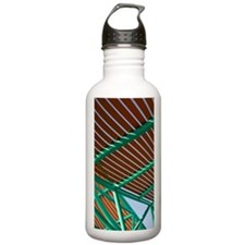 Townsville. Fishing Pi Water Bottle