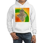 JAH LOVE Hooded Sweatshirt