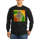 JAH LOVE Long Sleeve Dark T-Shirt