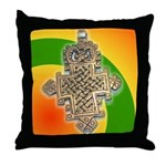 JAH LOVE Throw Pillow