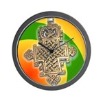 JAH LOVE Wall Clock