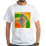 JAH LOVE White T-Shirt