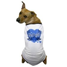 twilight forever blue copy Dog T-Shirt