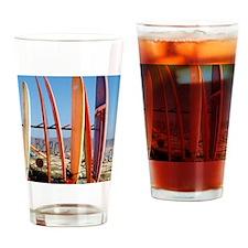 Cerritos Beach Drinking Glass