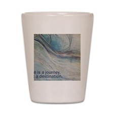 PSTR-journey3 copy Shot Glass