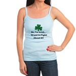 So I'm Irish Jr. Spaghetti Tank