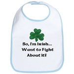 So I'm Irish Bib