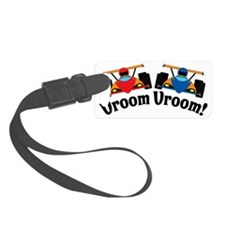Vroom Vroom Luggage Tag