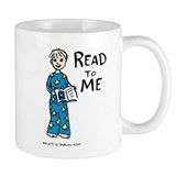 Read To Me boy 2 Mug
