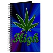 Pot Leaf High Journal