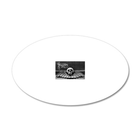 2011 cover 20x12 Oval Wall Decal