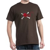 Yarn and Crossbones T-Shirt