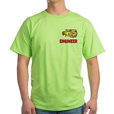 Fire Department Engineer T-Shirt