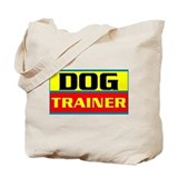 Dog Trainer, Tote Bag