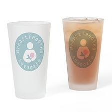 Breastfeeding Advocate - 4 Drinking Glass