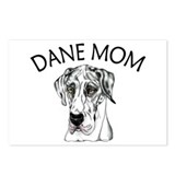 Harle UC Dane Mom Postcards (Package of 8)