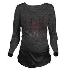 twilight quotes-bLAN Long Sleeve Maternity T-Shirt