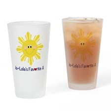lovelolola Drinking Glass