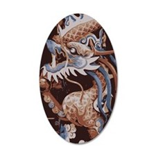 441_iphone_browndragon Wall Decal