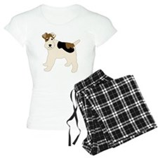WirehairFoxTerrier-3 Pajamas