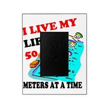 50 meters at a time Picture Frame