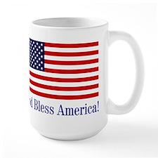 God Bless America Mugs