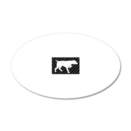 GSP POSTER 20x12 Oval Wall Decal