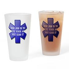 ass Drinking Glass