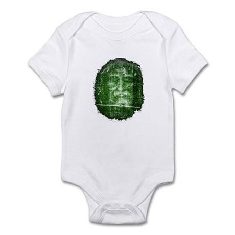 Jesus - Shroud of Turin Infant Bodysuit