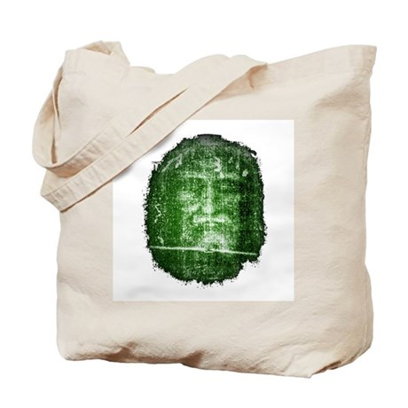 Jesus - Shroud of Turin Tote Bag