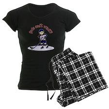 hockey-light2 Pajamas