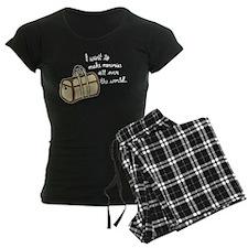 I want to make memories Pajamas