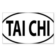 TAI CHI Decal