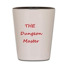 DungeonMaster Shot Glass