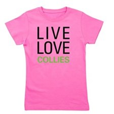 livecollie Girl's Tee
