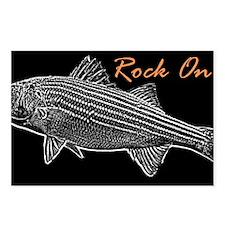 RockOn Postcards (Package of 8)
