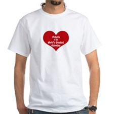 Greatest Valentine: Victoria Shirt