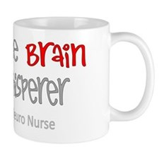The brain whisperer neuro nurse Small Mug