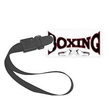 boxing2 Luggage Tag